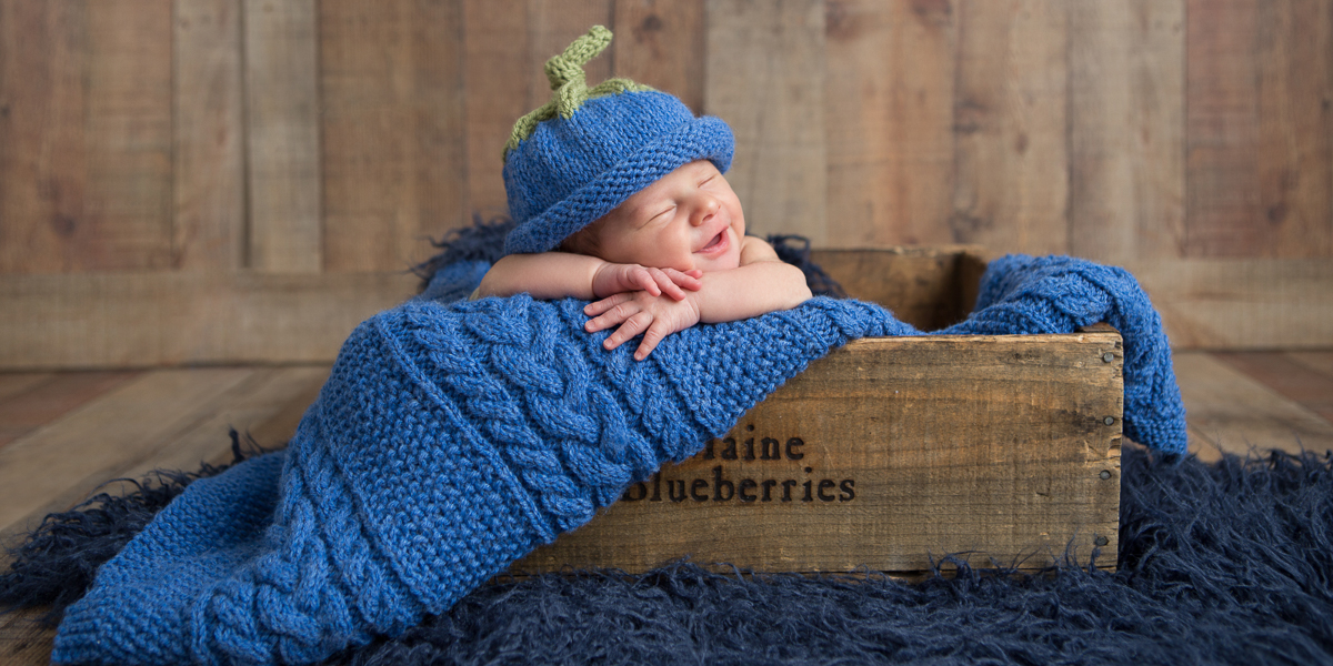 Top Newborn Photographer Creates Heirloom Portraits of Your Baby 1