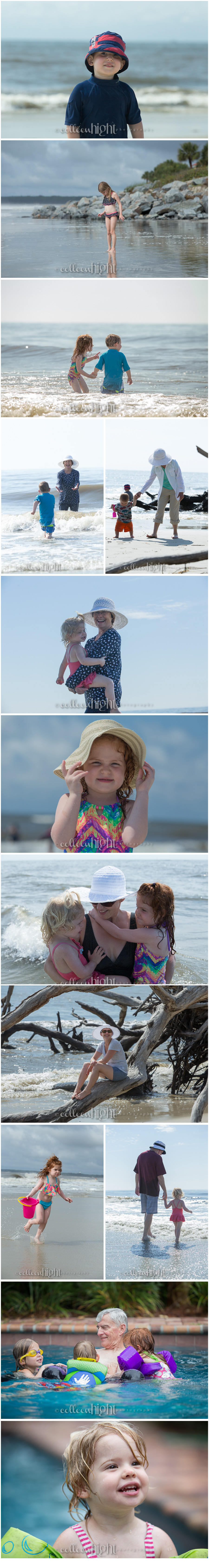 Summer Story on St Simons Island with Colleen Hight Photography