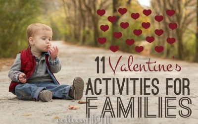 11 Valentine's Activities for Families