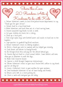 11 Valentine's Activities for Families 1
