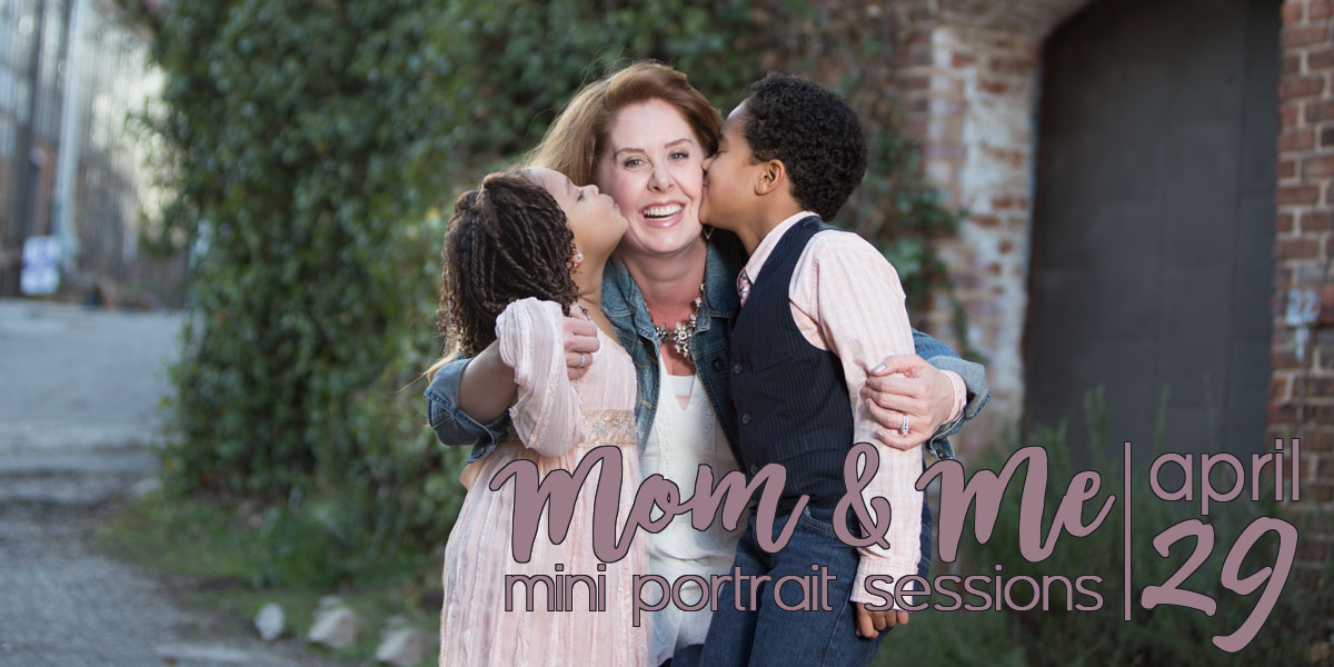 Four Reasons You Can't Miss Mom & Me Sessions! 1