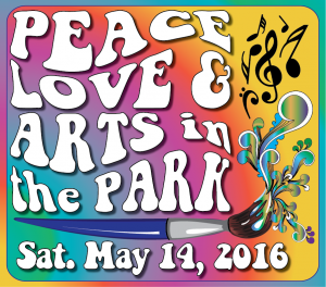 May Activities for Families, Arts in the Park
