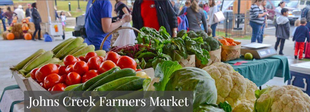 May Family Friendly Events Johns Creek Farmers Market