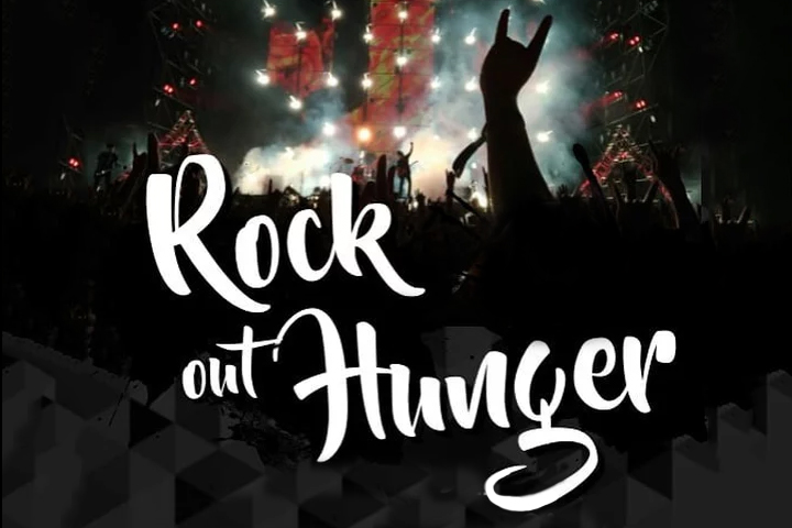 Rock Out Hunger Annual Silent Auction! 1
