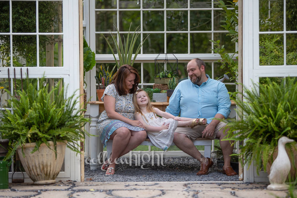 Greenhouse Family Session | Lawrenceville, Georgia 18