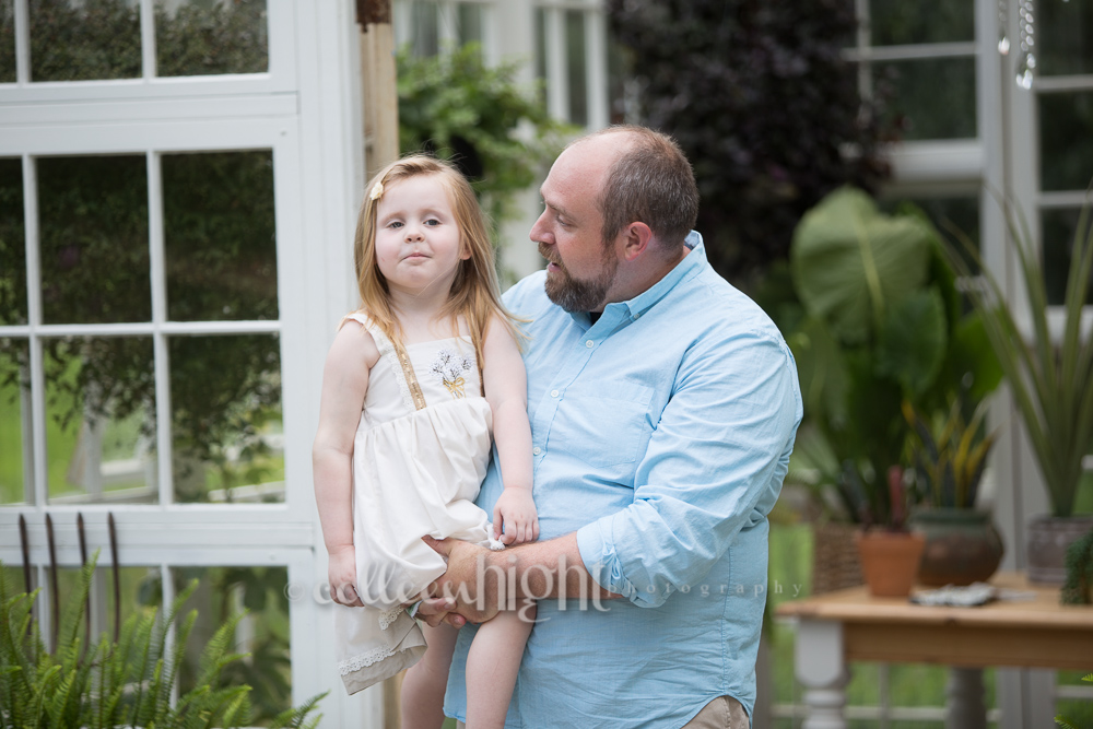Greenhouse Family Session | Lawrenceville, Georgia 3