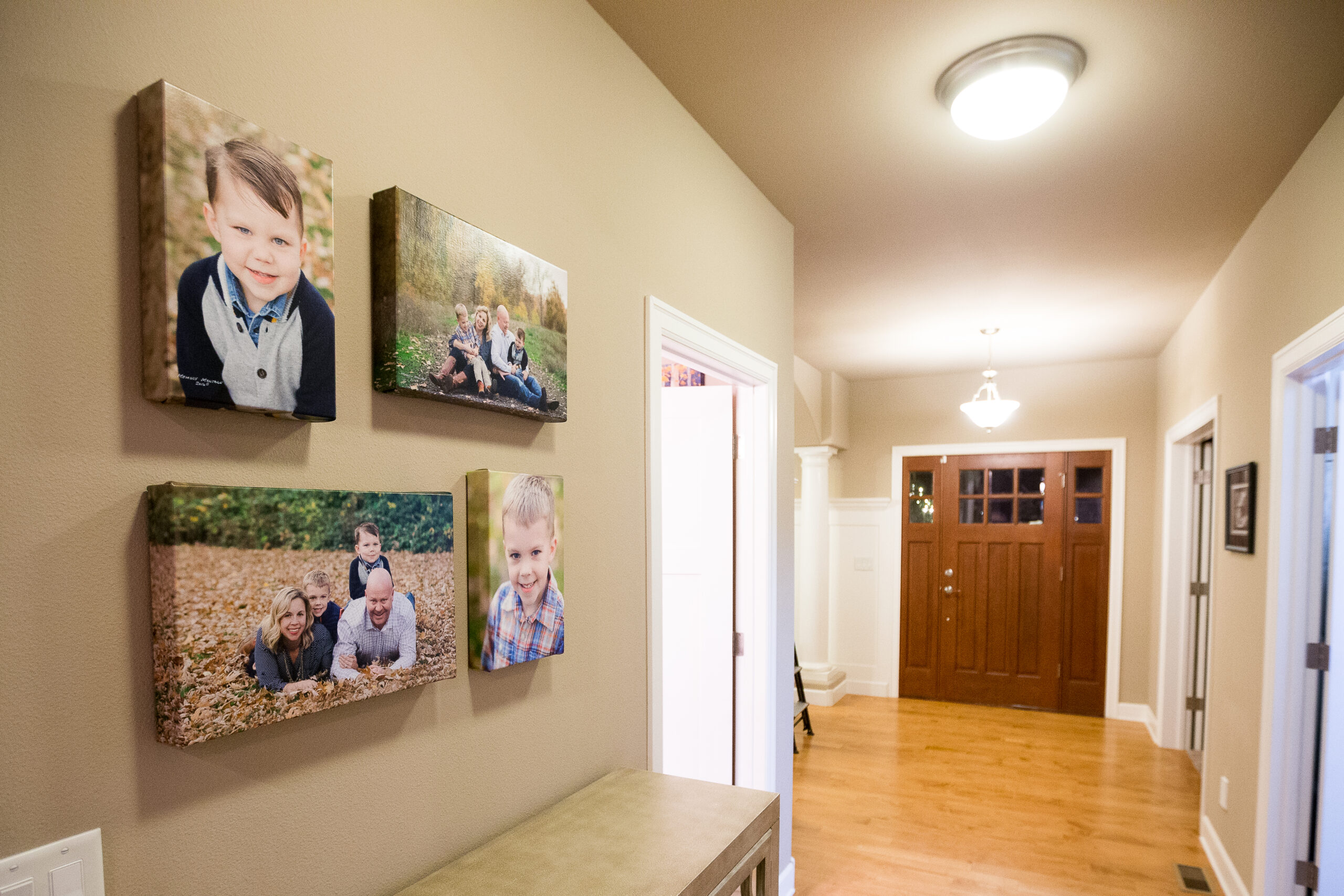 4 Easy Steps to Decorate With Photographs 8