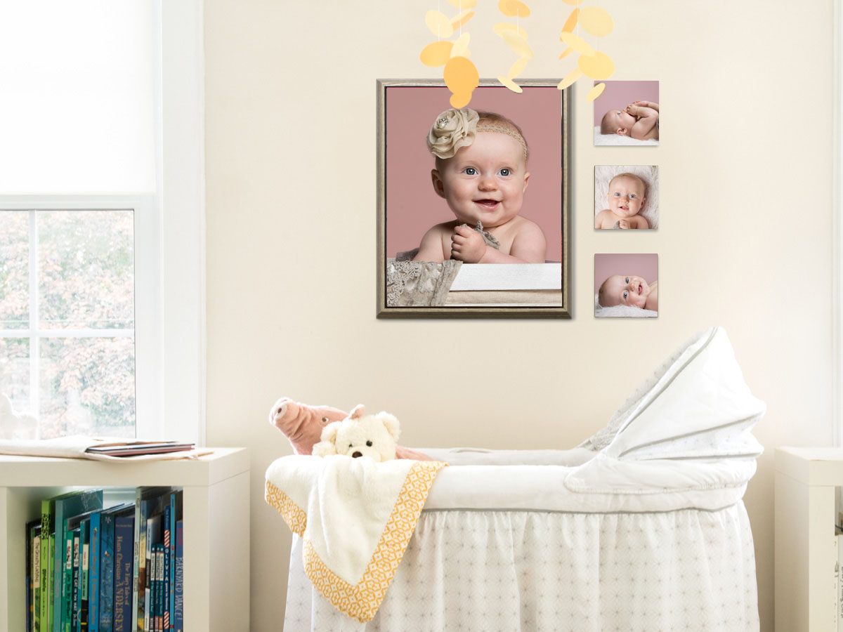 4 Easy Steps to Decorate With Photographs 9