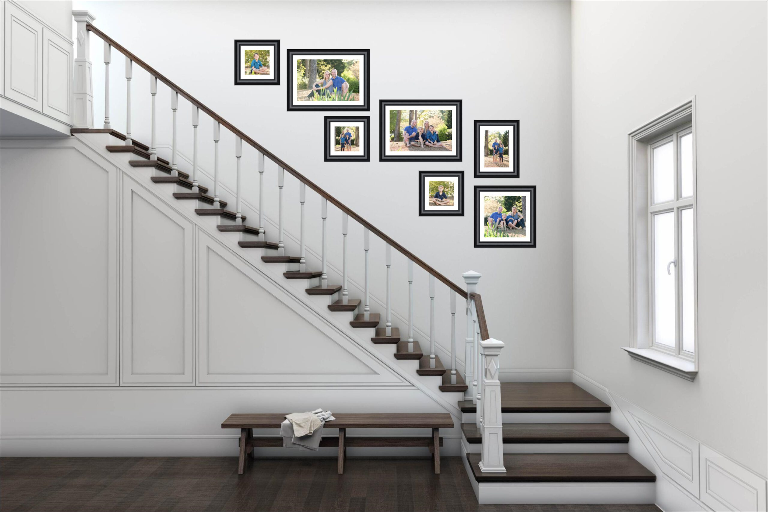 4 Easy Steps to Decorate With Photographs 10
