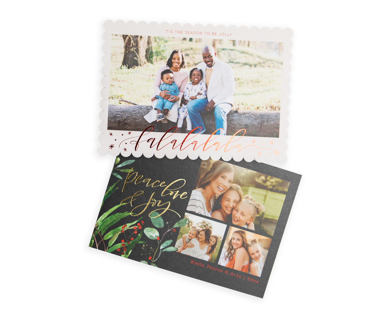 Easy, Fun Holiday Card Mini Sessions 4