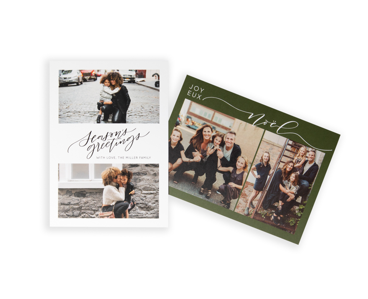 Easy, Fun Holiday Card Mini Sessions 5