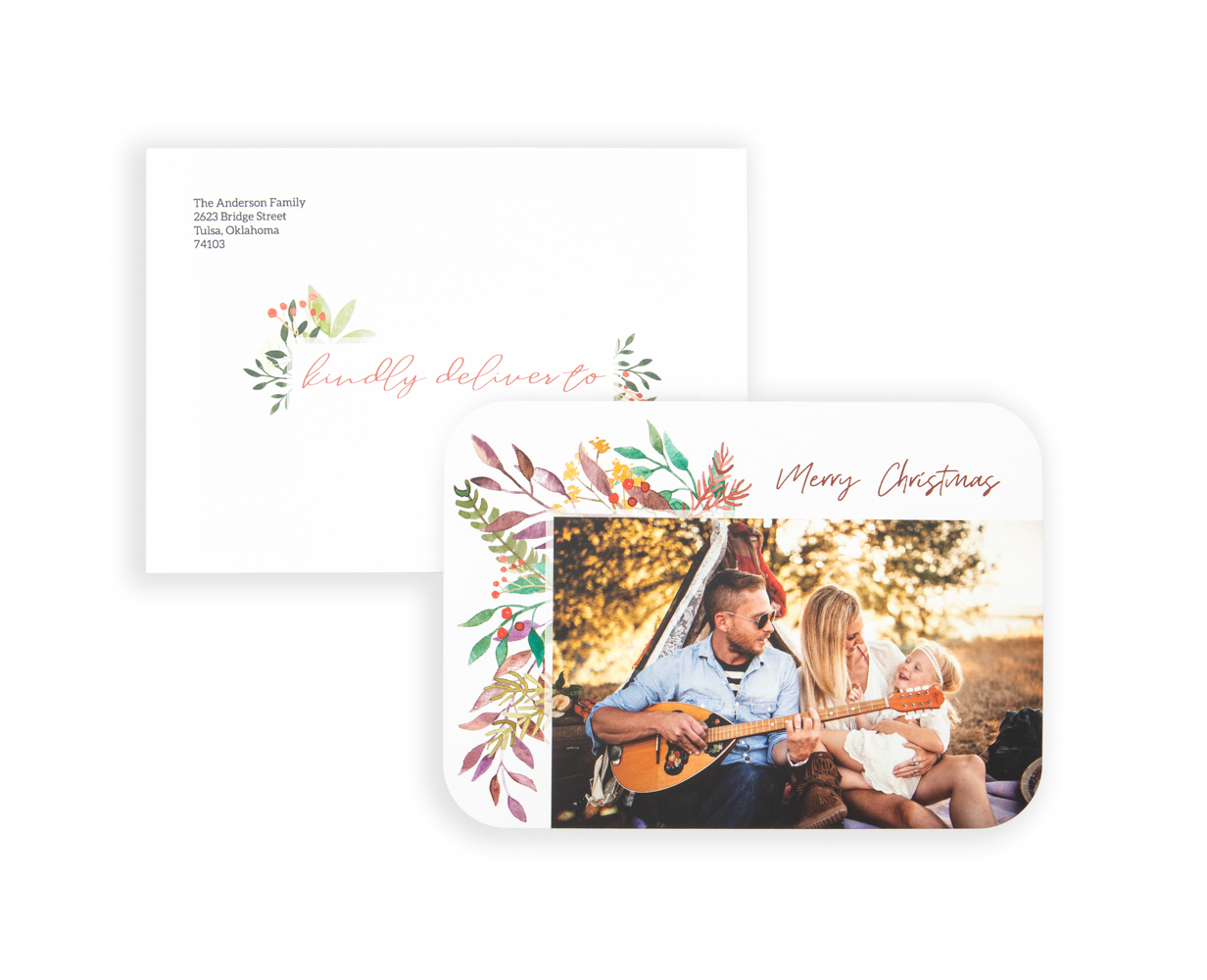 Easy, Fun Holiday Card Mini Sessions 3